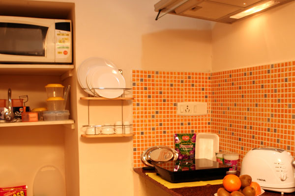 Chennai Service Apartments Rooms